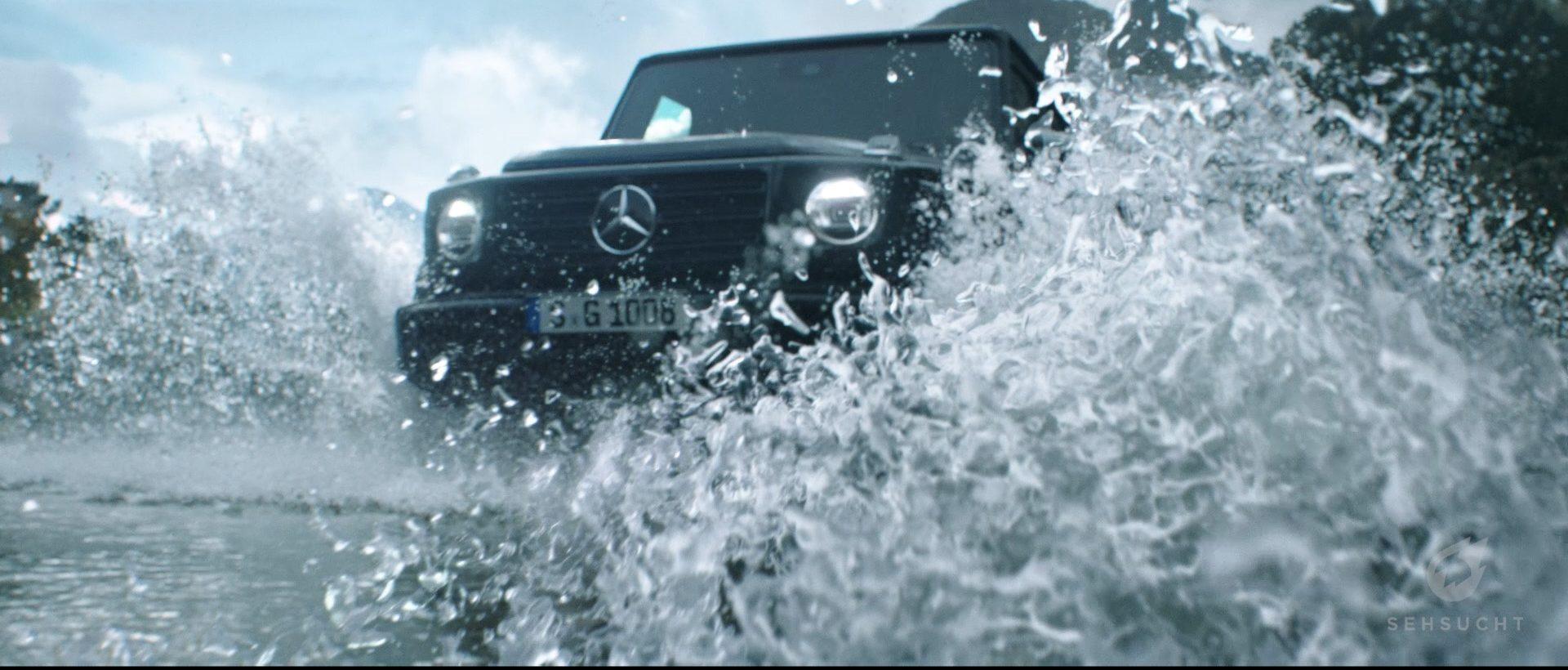 Mercedes Benz – Stronger Than Time